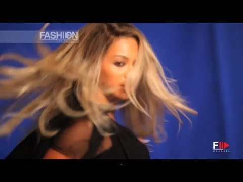 Beyoncé - Behind The Scenes For Pepsi Backstage 2013 by Fashion Channel