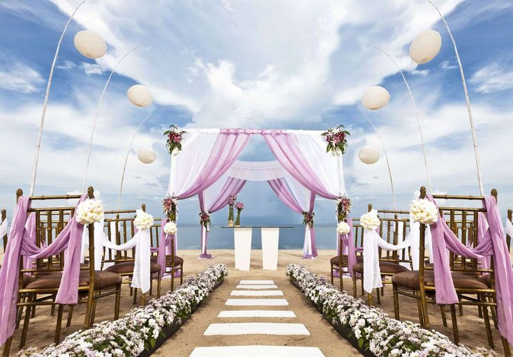 Wedding Reception Decorations Auckland : Beach wedding venues auckland