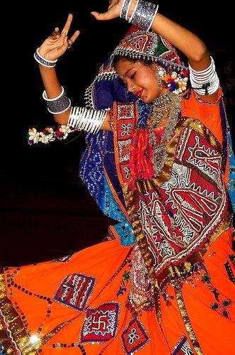 Gujarati dance festival - Navratri