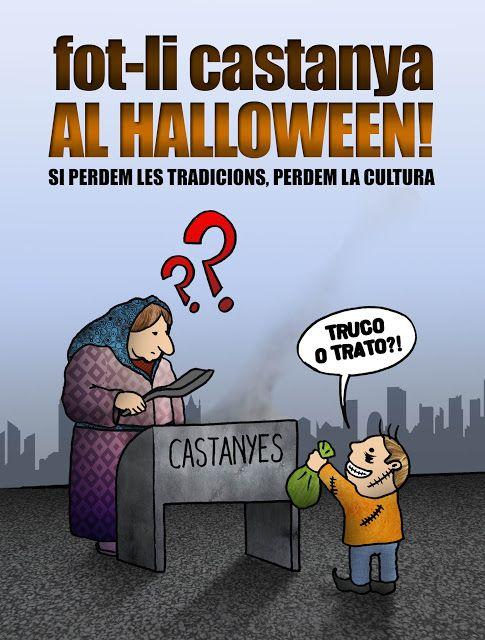 Oriol Bargalló: No al Halloween