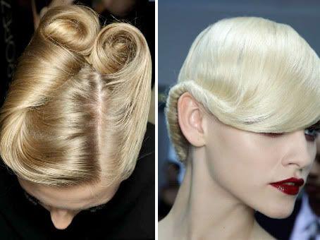 catwalk hair - Google Search