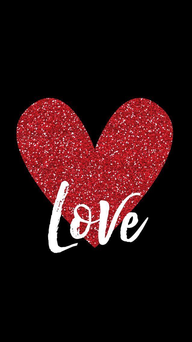10 Valentine iPhone Wallpapers | lockscreen | Valentines ...