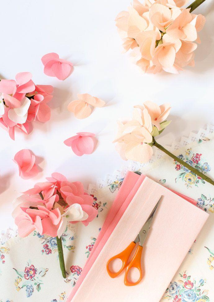 Paper Flower Tutorial | Cath Kidston |
