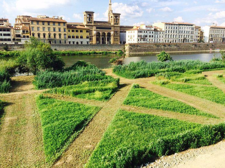 Terzo Giardino, Firenze.