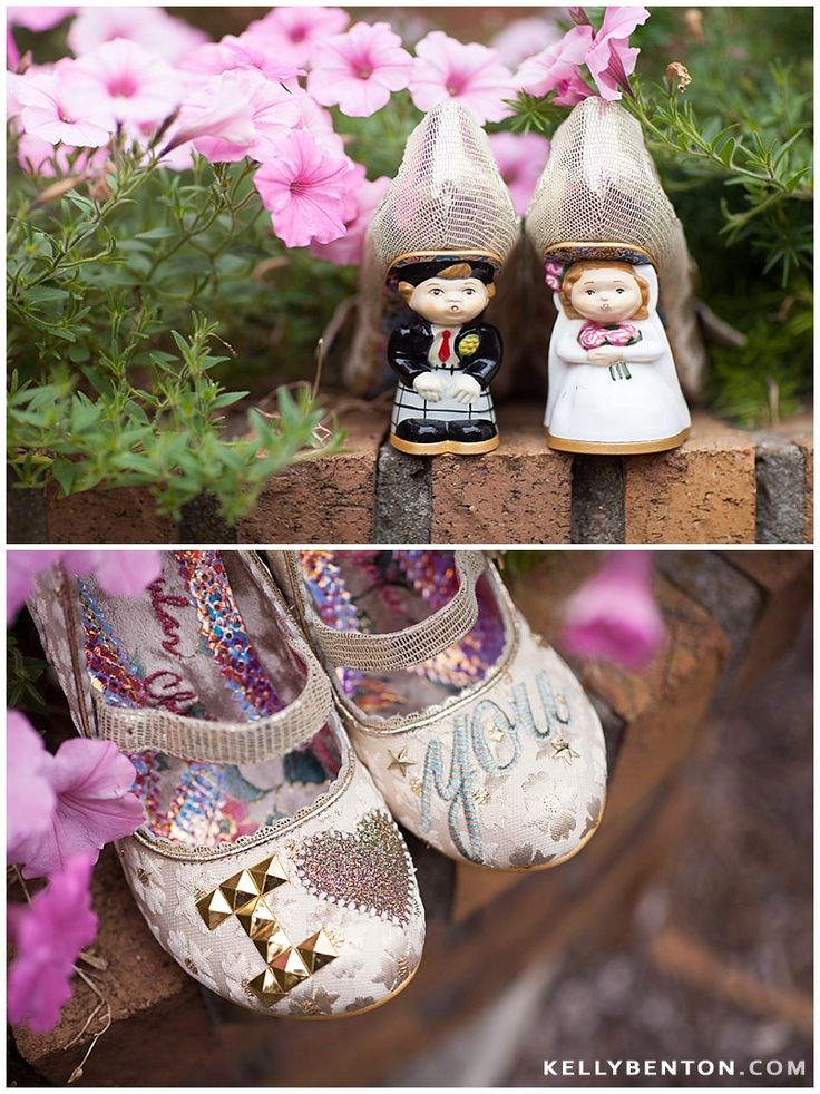 I Love You shoes by Irregular Choise   unique bridal shoes   Kristin & Brock at the Allen County Sheriff's Reserve :: Fort Wayne Wedding Photography by Kelly Benton www.kellybenton.com