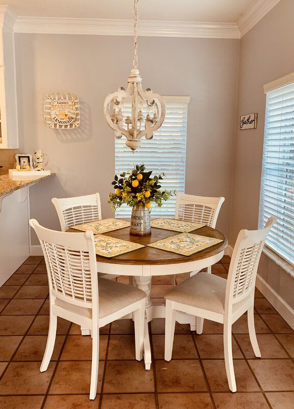 15 Great Decor Ideas For Kitchen Table Centerpieces Kitchen Table Centerpiece Farmhouse Dining Room Dining Room Design