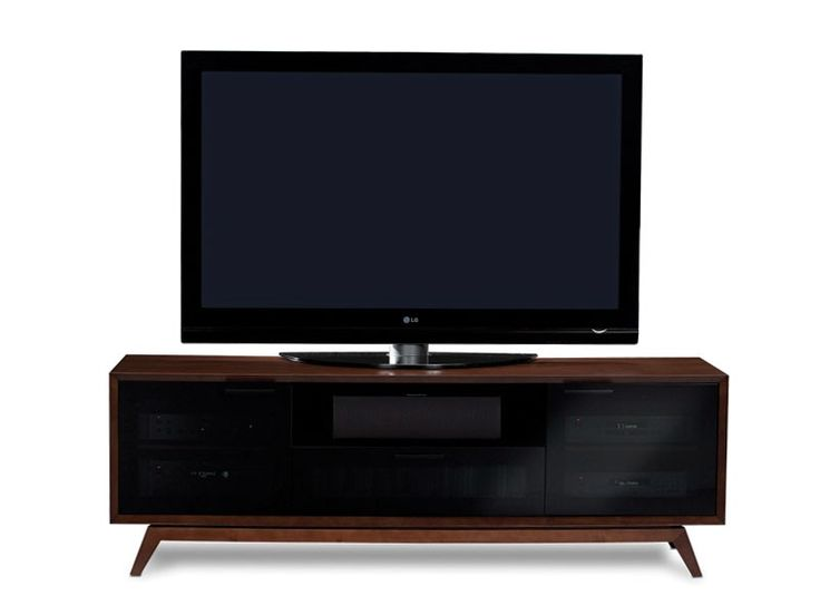 BDI Eras 8357 Chocolate Walnut Home Theatre TV Cabinet. Designed For  Plasma, LED U0026 Part 51