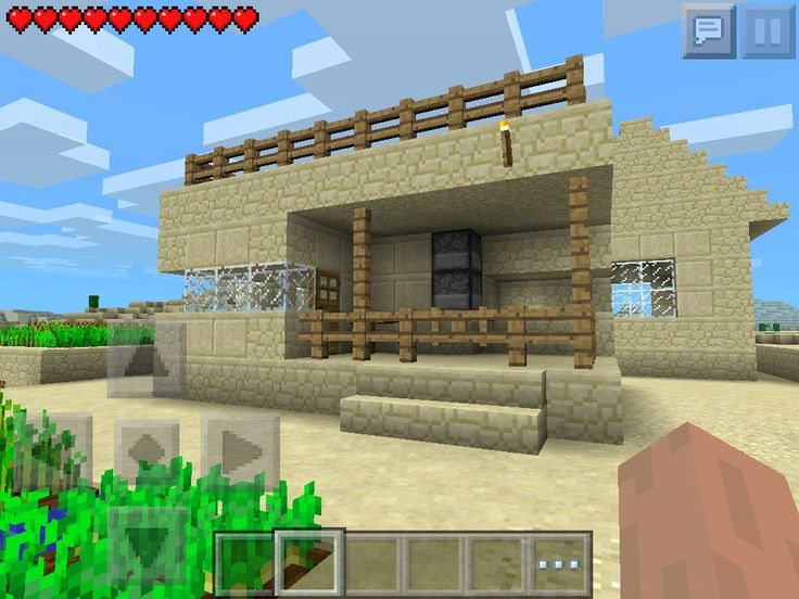 My upgraded blacksmith in my SECOND sand village. The seed is in the comments.