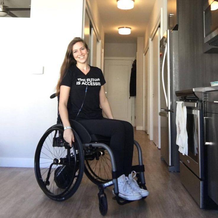 Accept. interesting paraplegic women wheelchairs