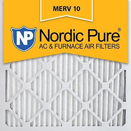 Nordic Pure 12x12x1 MERV 10 Pleated AC Furnace Air Filter Box of 12 Nordic 12x12x1 Pleated Furnace Filter belongs to hot selling products in Home Improvement category in Canada. Click below to see its Availability and Price in YOUR country.