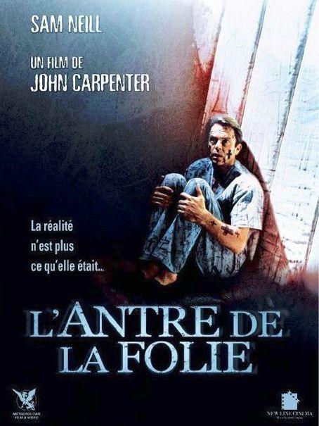 [critique] (5/10) L'ANTRE DE LA FOLIE par Matthieu EB.
