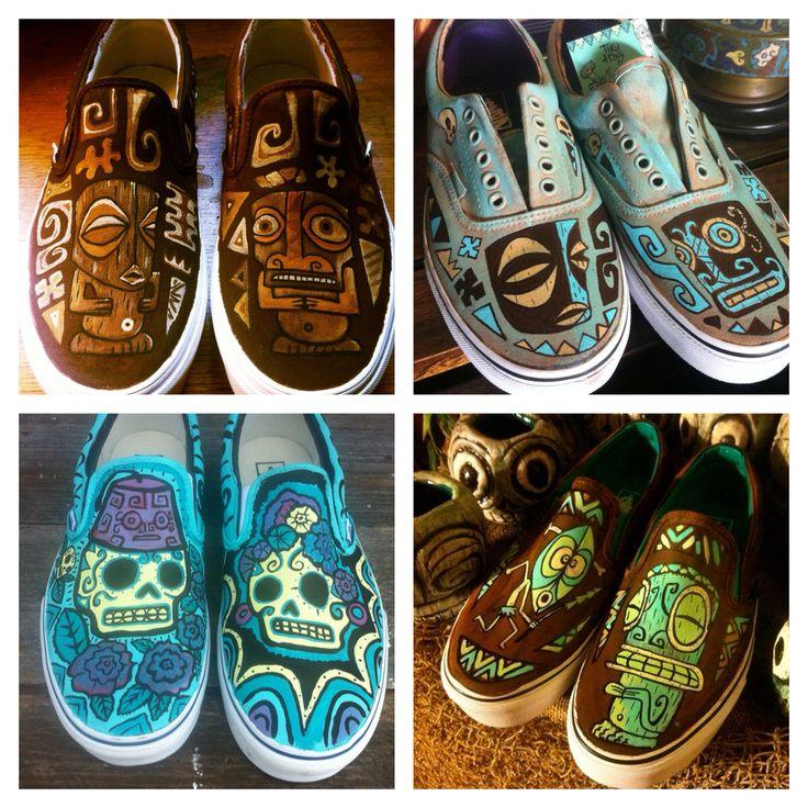 Vans Tiki Shoes