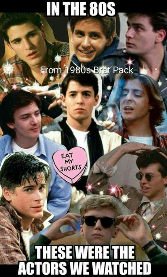 I was about 11 the first time I watched 16 Candles and I thought Jake Ryan was perfection.