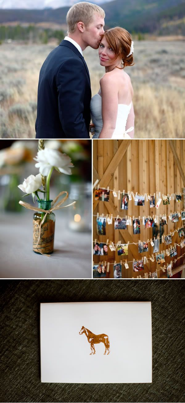 A Denver Wedding with DIY Charm