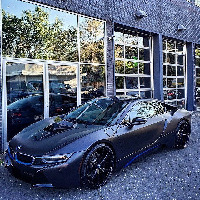 BMW I8 Follow Our Friends @toyzautoartfor Luxury Car Sales