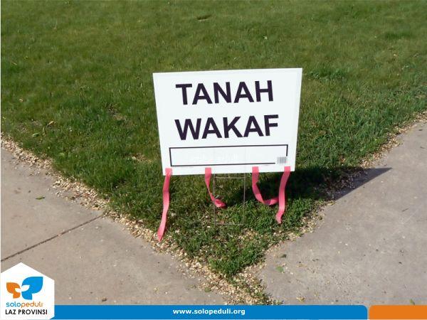 Lebih Dalam Mengetahui Makna Wakaf