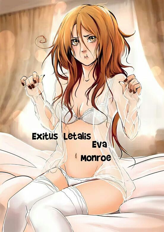 Eva monroe exitus letalis kattlett