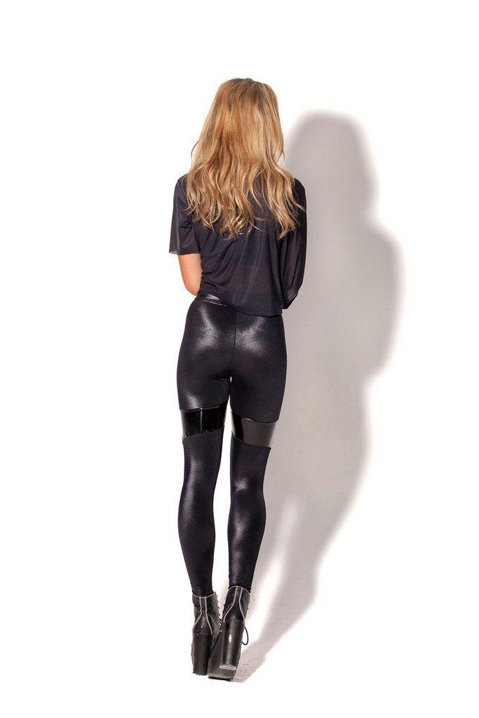 Black Jean Shorts For Men