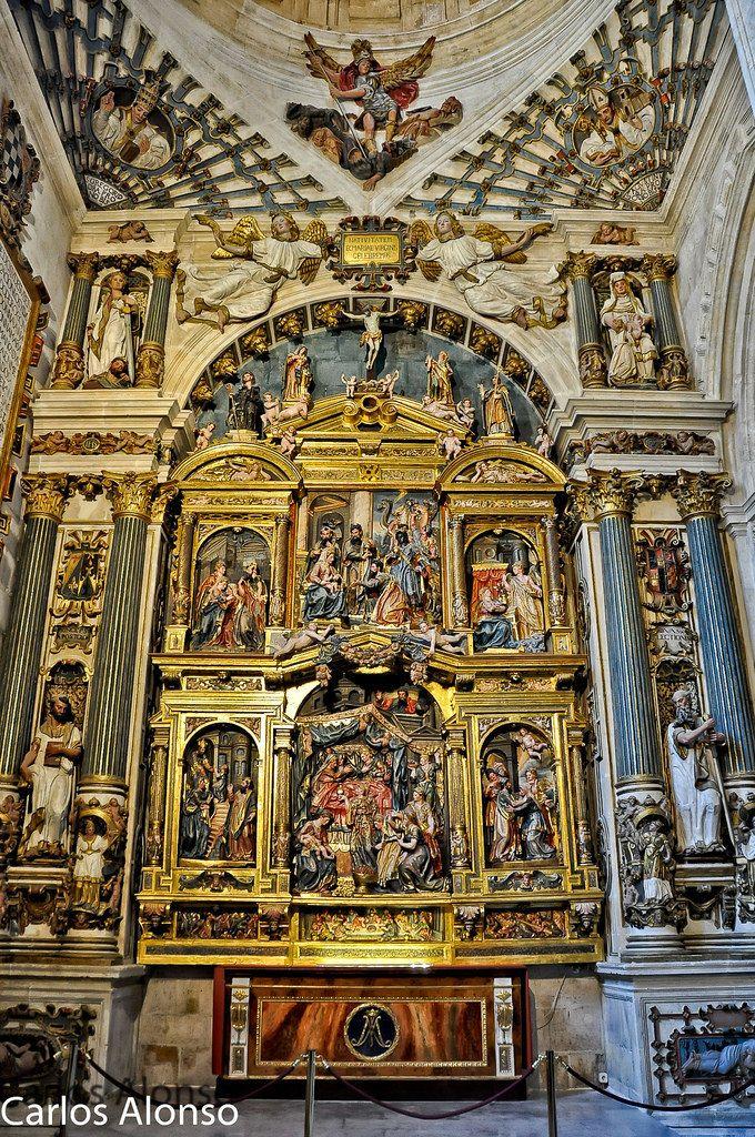 Creative Houses — Capilla Natividad de Nuestra Señora, Catedral de...