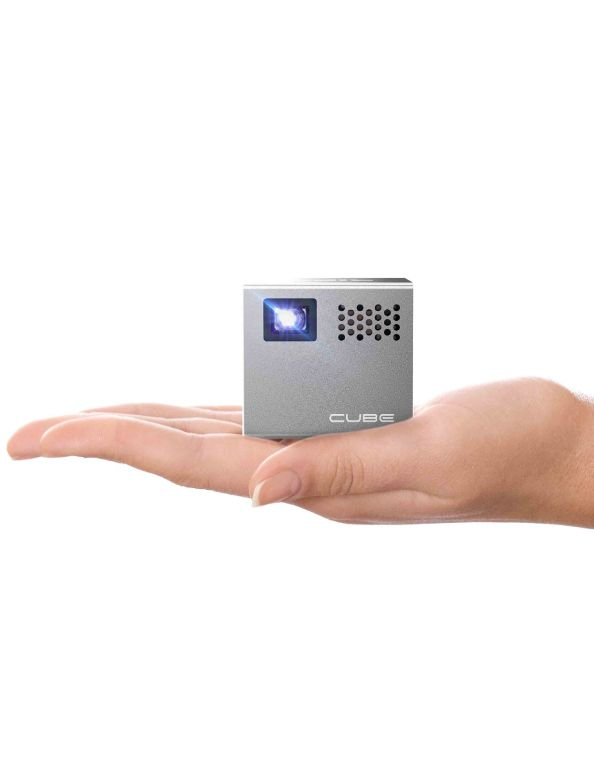 2-inch Mobile Projector - Future Art Factory