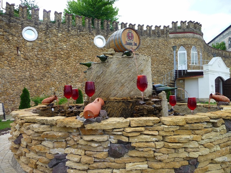 Milestii Mici Winery, Chisinau, Moldova