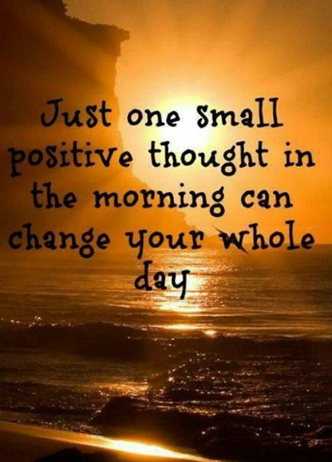 Positive power, kapow!!! I hope you have a fantastic morning and day :-)