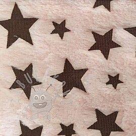 Umelá kožušina hviezdy rose