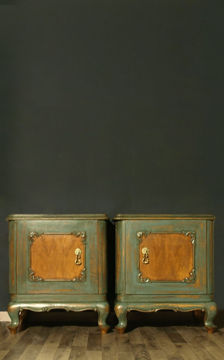 Pair of antique bedside tables. https://www.etsy.com/listing/603741283/pair-of-antique-bedside-table-mid?ref=shop_home_active_1