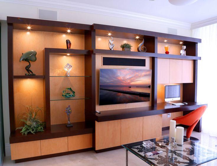 23 best Custom Entertainment Center Ideas images on Pinterest Tv - möbel boss wohnzimmer