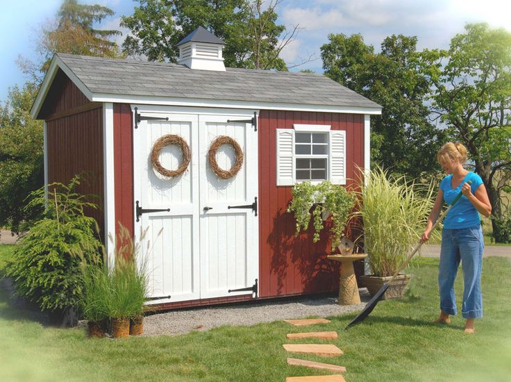 151 Best Storage Sheds Images On Pinterest Architecture Backyard Ideas And Studio