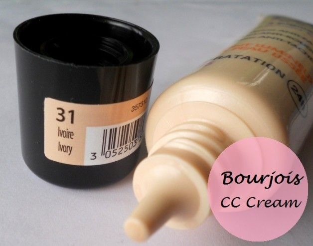 Bourjois 123 Perfect CC Cream: Review, Swatches and FOTD