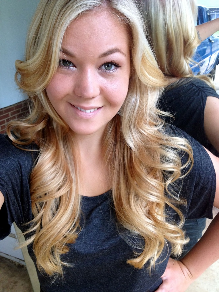 TUTORIAL: Big Wave Curls