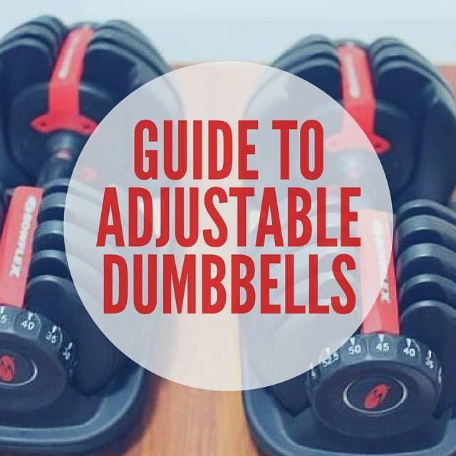 Best Adjustable Dumbbells Reviews (2017) & Buyer's Guide http://abmachinesguide.com/adjustable-dumbbells-reviews/ #workout #homegym