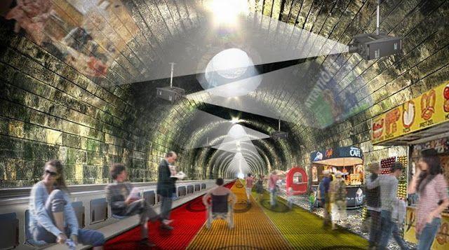 Νikolas: Τέλος το Μετρό, έρχονται οι κυλιόμενοι διάδρομοι