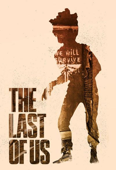 The Last Of Us Poster - by Sam Kent