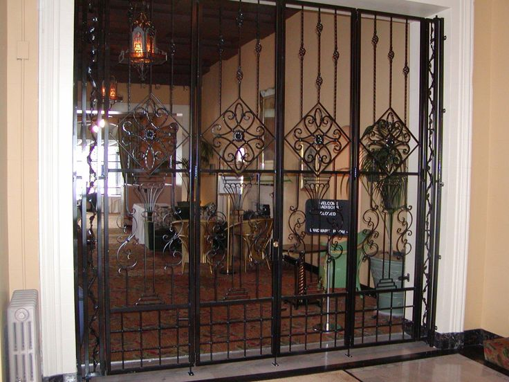 Best 25 Security Gates Ideas On Pinterest Iron Gate