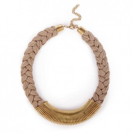 ROPE AND METAL NECKLACE http://sulia.com/my_thoughts/462fa890-36a8-4862-8195-2b2fcee65939/?source=pin&action=share&btn=small&form_factor=desktop&sharer_id=125502693&is_sharer_author=true&pinner=125502693