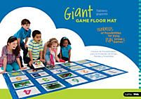 Levels of Biblical Learning: Giant Game Floor Mat