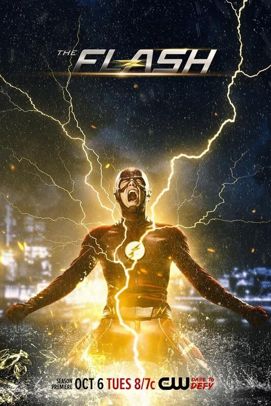 the flash season 2 poster - Google Search