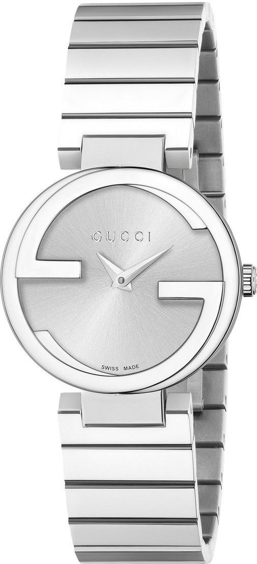 Buy Gucci Women's Silver Dial Color Metal Strap Watch - YA133503 - Watches | UAE | Souq