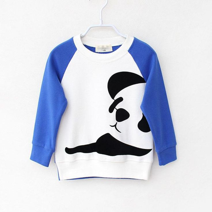 2015 Kids Sweater Korean Tidal Fanka Pass Printing Children in Child Panda Sweater Sweater Hot Batch Child Sweater, Children S Kids Child Sweater Online with 46.22/Piece on Df588's Store | DHgate.com