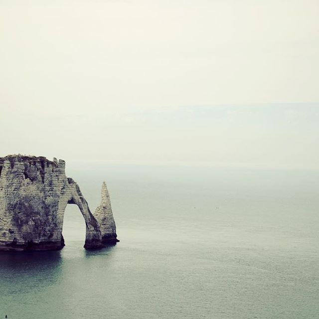 Monet cliff