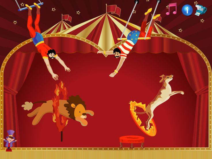 Afbeeldingsresultaat voor circus background