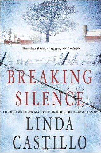 Breaking Silence (Kate Burkholder): Linda Castillo: 9780312374990: Amazon.com: Books