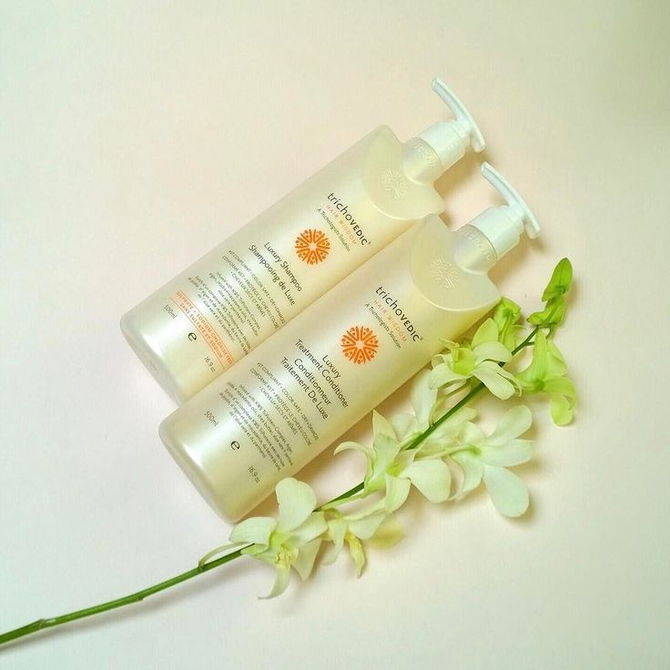 Whats better than 250mls of luxury? 500mls! For a limited time the Luxury Shampoo and Conditioner are available in 500mls. #trichovedic #hairwisdom #luxuryhaircare #luxury