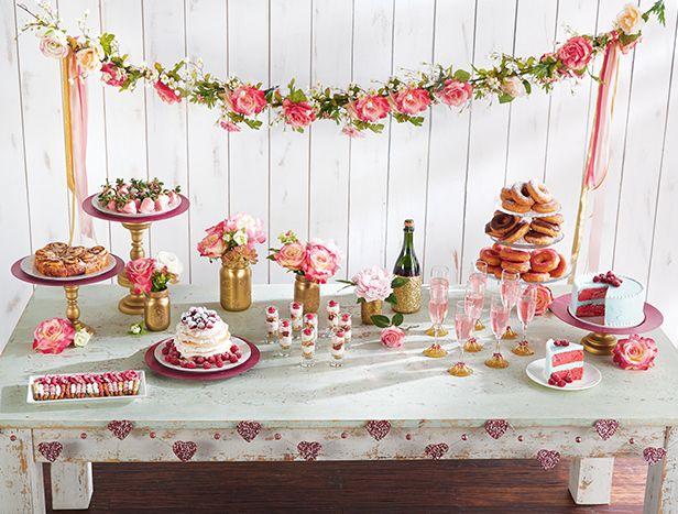 M s de 25 ideas incre bles sobre centros de mesa para fiestas de adultos en pinterest - Como decorar una mesa de cumpleanos para adultos ...