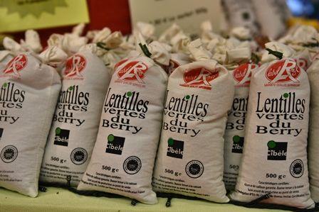 Lentilles du berry sur #Salonsaveurs - www.salon-saveurs.com