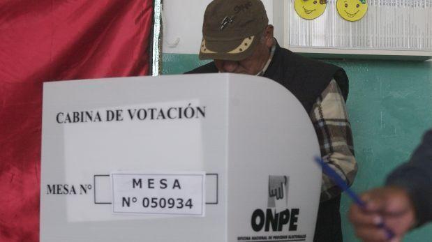 Voto de protesta, por Arturo Maldonado