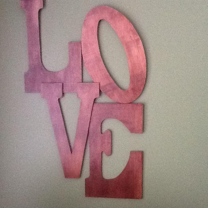 Wooden love Success