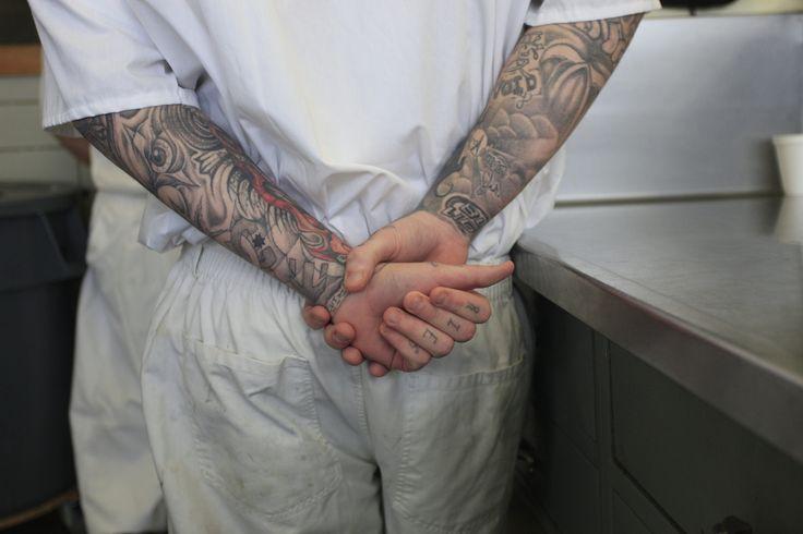 Fixed Menu: What Prisoners Eat